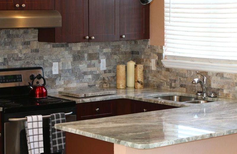 Transitional Kitchen South - Tampa FL